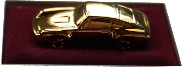 Picture of Porsche Carrera Pin