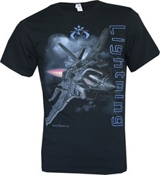 Picture of F-35 Lightning T-Shirt