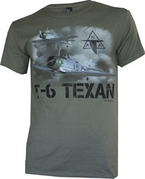 Picture of North American Texan T-6 T-Shirt