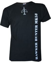 Picture of Hawker Hunter T-Shirt bedruckt