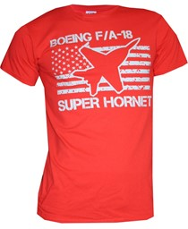 Picture of F/A 18 Super Hornet print Shirt