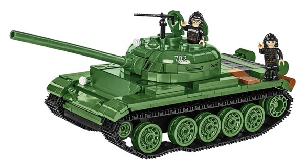 Photo de Cobi Panzer T-54 Baustein Set COBI 2613