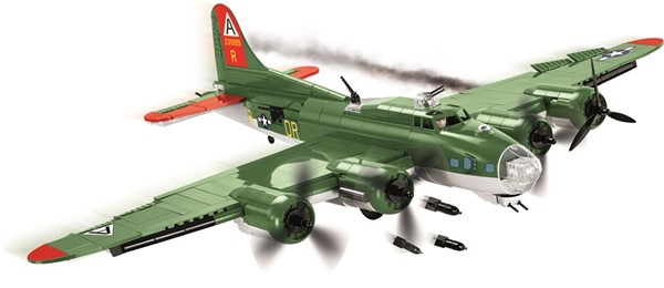Photo de Bmbardier Boeing B 17 Flying Fortress boite de construction de Cobi