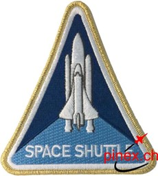 Photo de Space Shuttle Programm System Abzeichen Patch