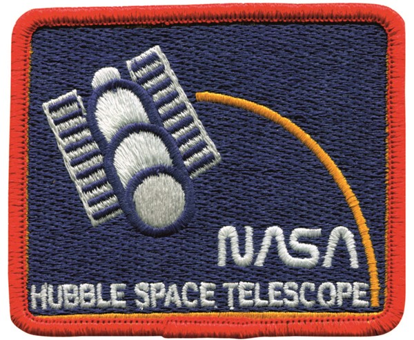 Photo de NASA Hubble Space Telescope Abzeichen Patch