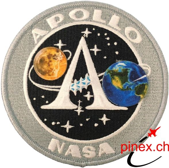 Photo de Apollo A Programm Logo NASA Abzeichen Patch