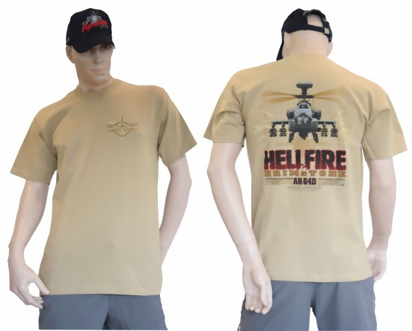 Picture of Apache AH64 T-Shirt