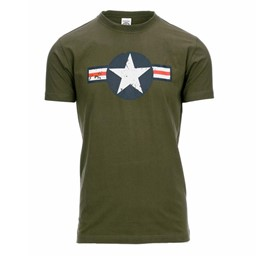 Picture of US Air Force T-Shirt grün