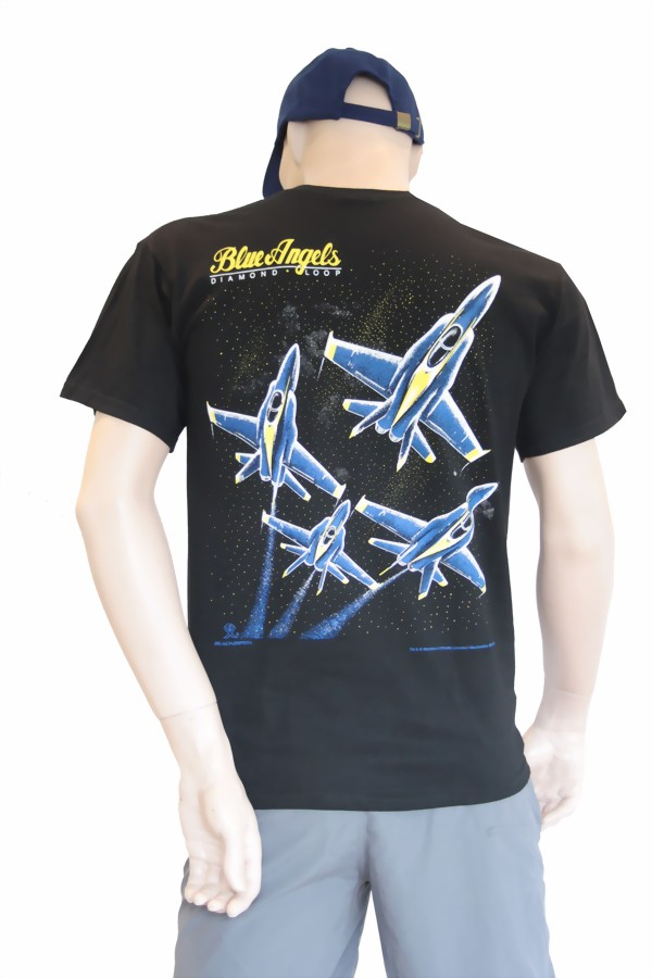 tshirt blue angels t-shirt
