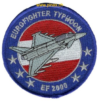 Photo de Eurofighter Typhoon EF 2000 Österreich