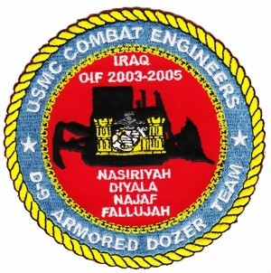Photo de USMC Combat Engineers OIF Irak