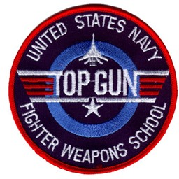 Photo de Top Gun Logo Abzeichen