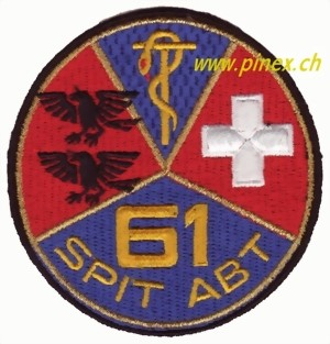 Photo de Spital Abteilung 61