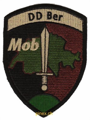 Photo de DD Ber Mob grün Badge Armee 21 mit Klett