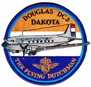 Photo de Badge Patch Douglas DC3