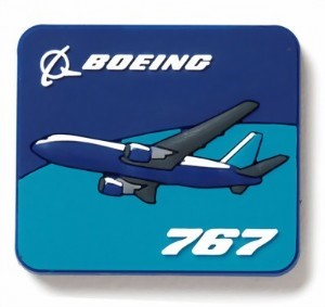 Photo de Boeing 767 Magnet