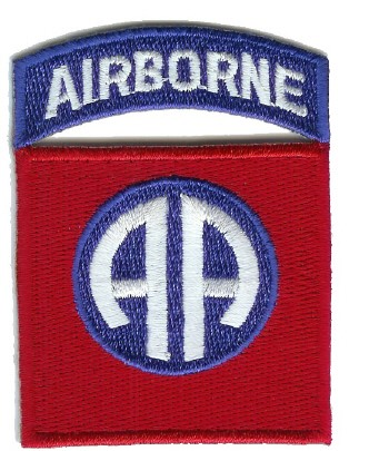 Picture of 82nd Airborne All American Abzeichen