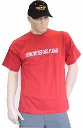 Picture of Remove before flight T-Shirt