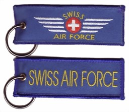 Photo de Swiss Air Force Schlüsselanhänger