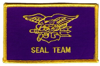 Photo de Seal Team Abzeichen blau
