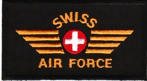 Photo de Forces aériennes Suisses Badge
