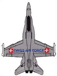 Picture of F/A-18 Hornet Swiss Air Force