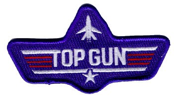 Picture of Top Gun Wings Abzeichen