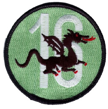 Photo de Badge Escadrille d'aviation 16