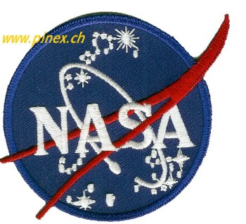 Photo de NASA Abzeichen modern