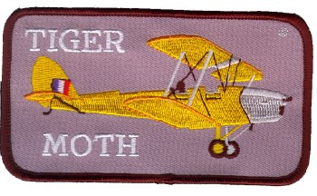 Photo de Tiger Moth Abzeichen