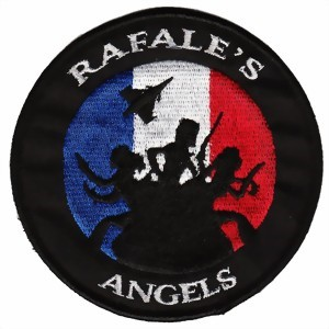 Photo de Rafale Kampfjet Abzeichen  Rafale Patches