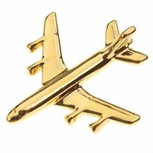 Photo de Boeing 707 Flugzeug Pin