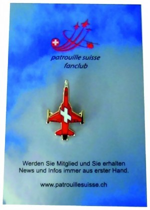 Photo de Patrouille Suisse Pins small