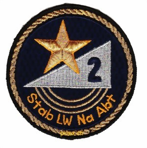 Picture of Stab Lw Na Abt 2 Flab Badge Luftwaffe