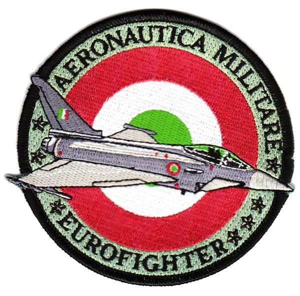 Bild von Eurofighter Italian Air Force rund 100mm