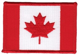 Photo de Canada Flagge stoffaufnäher