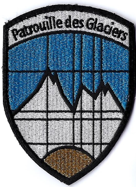 Photo de Patrouille des Glaciers Badge ohne Klett