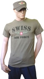 Picture of Swiss Air Force T-Shirt