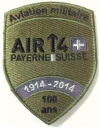 Picture of Original Air 14 Badge mit Klett