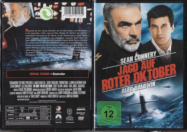 Photo de DVD Jagd auf Roter Oktober