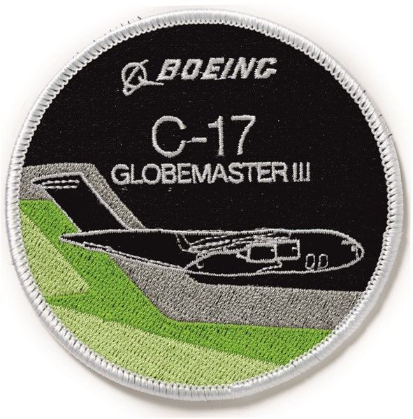 Photo de Boeing C17 Globemaster Badge