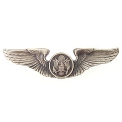 Bild von US Air Force Air Crew Wings Metall