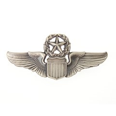 Picture of US Air Force Command Pilot Wings Pilotenabzeichen Metall