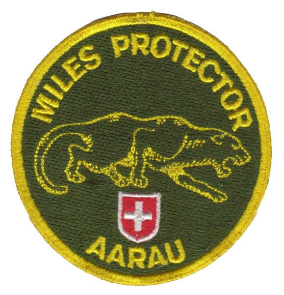 Photo de Miles Protector Aarau Armee 95 Badge