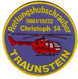 Photo de Christoph 14 Traunstein Rettungshelikopter