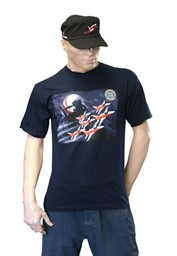 Picture of Patrouille Suisse T-Shirt Head Frontseite