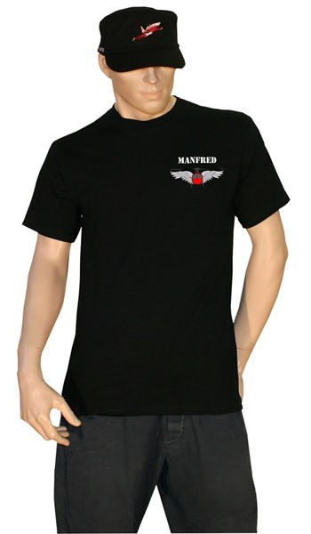 Picture of Helikopter Wings T-Shirt mit Ihrem Namen