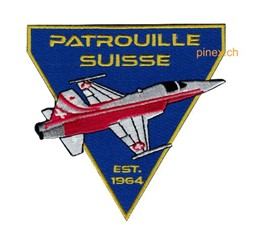 Picture of Patrouille Suisse Patches Swiss Air Force Display Team