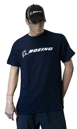 Photo de Boeing T-Shirt blau