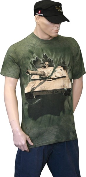 Photo de M1 Abrams Panzer T-Shirt